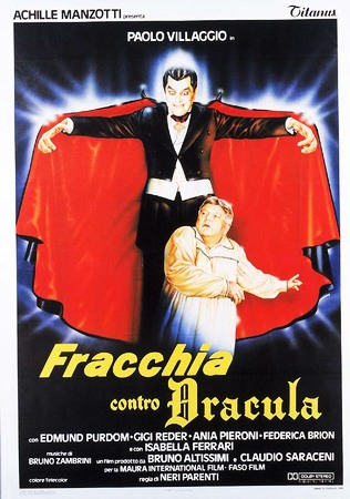 Fracchia contro Dracula movie