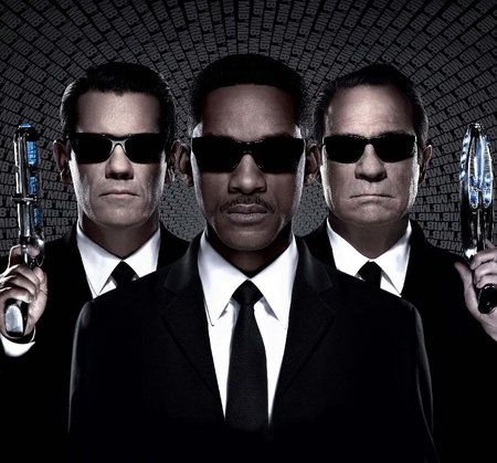 Josh Brolin, Will Smith;Tommy Lee Jones