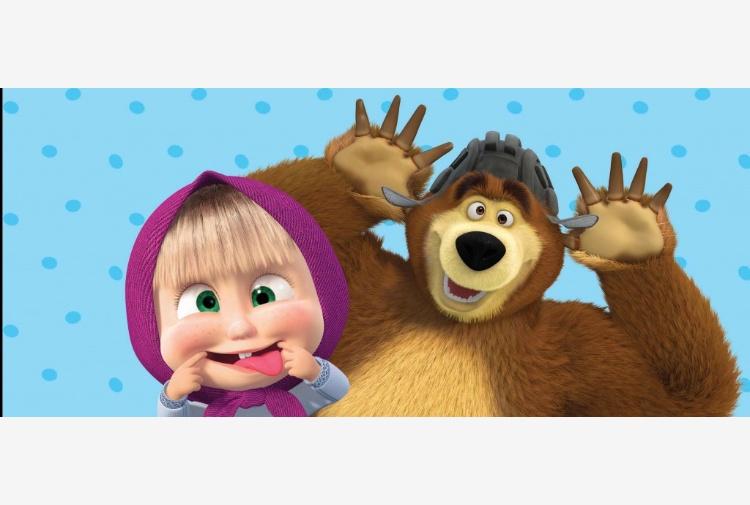 Masha e orso al cinema tiscali spettacoli