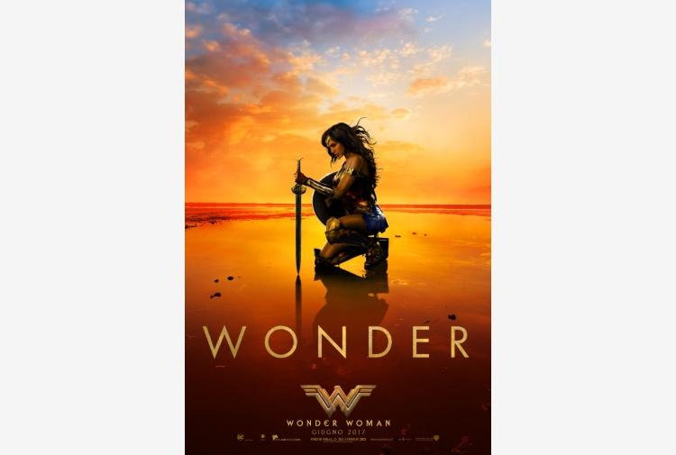 Wonder Woman, trailer e poster italiano