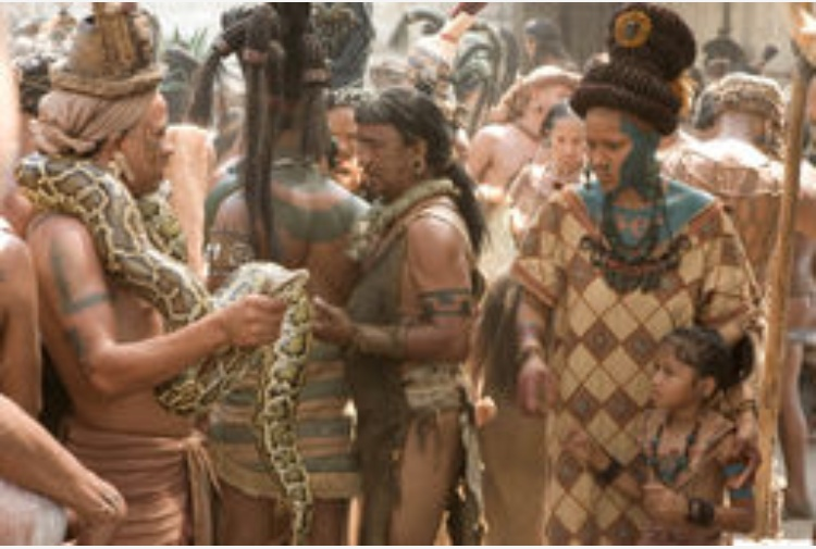 Apocalypto integrale in prime time Rai4