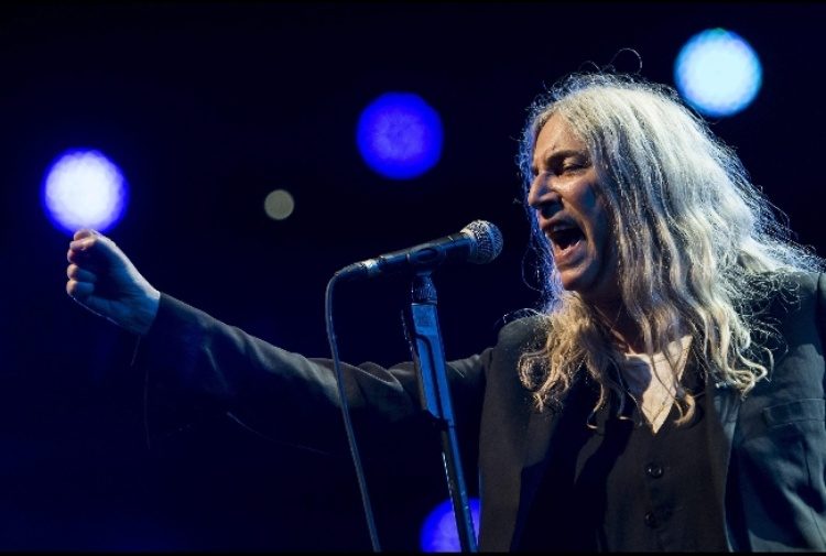 Patti Smith e Pretenders per Auditorium