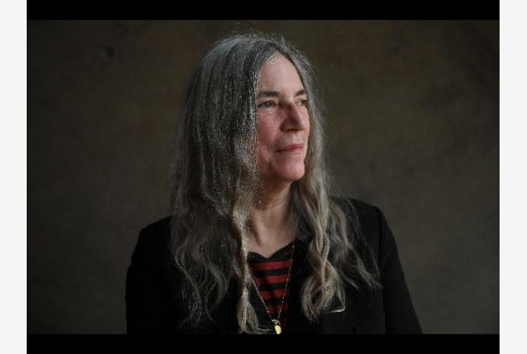 Patti Smith l'11/5 a Bologna con libro