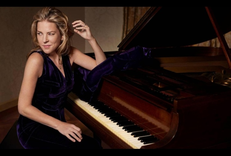 Diana Krall, pienone all'Hollywood Bowl