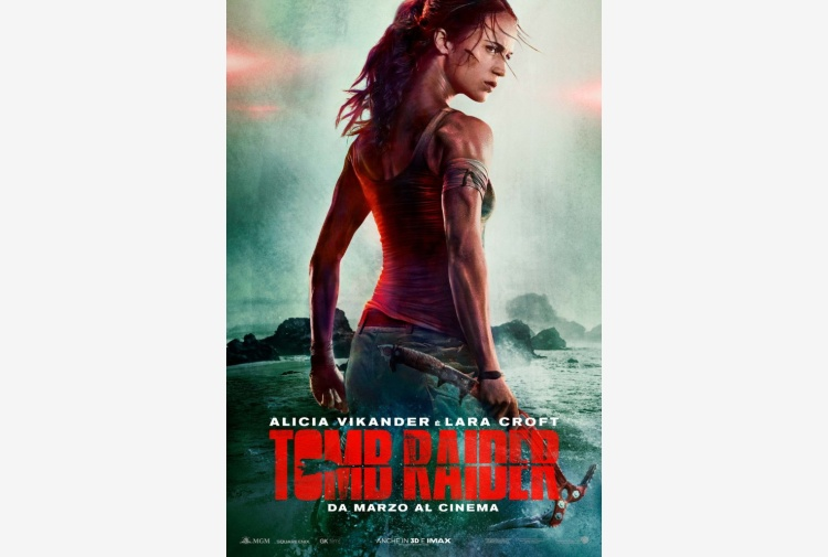 Tomb Raider, il trailer