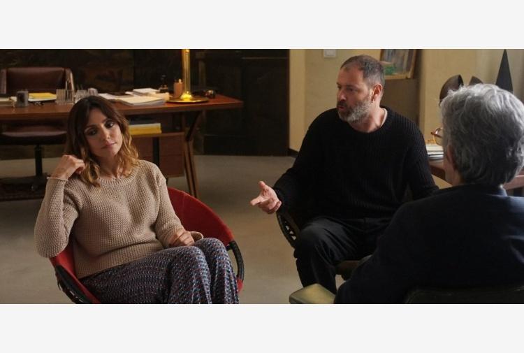 Ambra Angiolini e Pietro Sermonti ospiti di Radio Monte Carlo