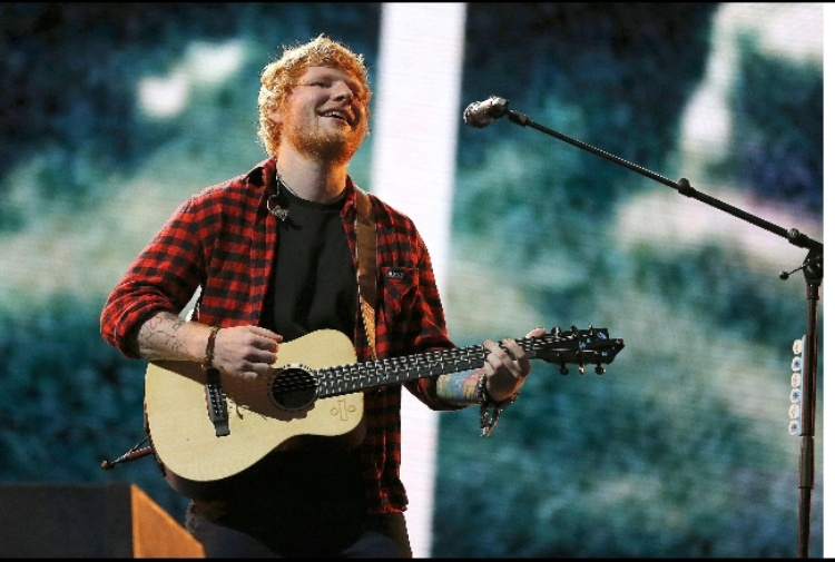 Ed Sheeran re di Spotify nel 2017