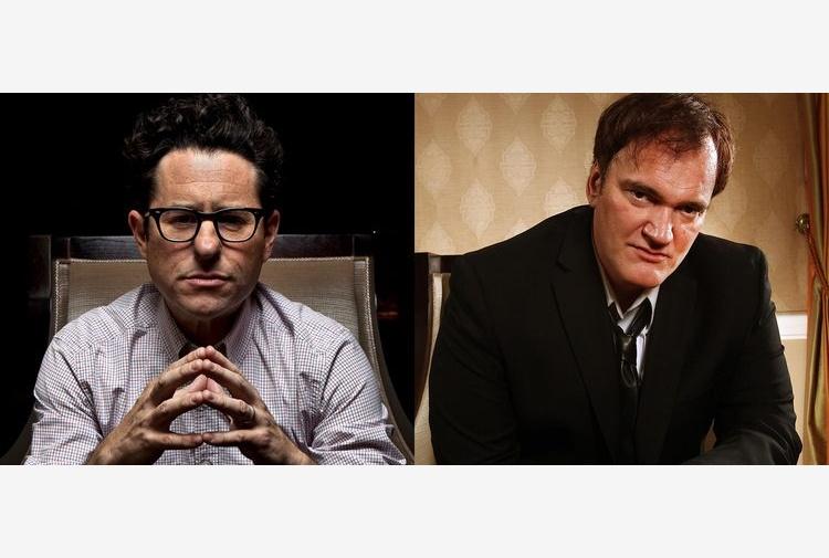Quentin Tarantino e JJAbrams al lavoro su Star Trek