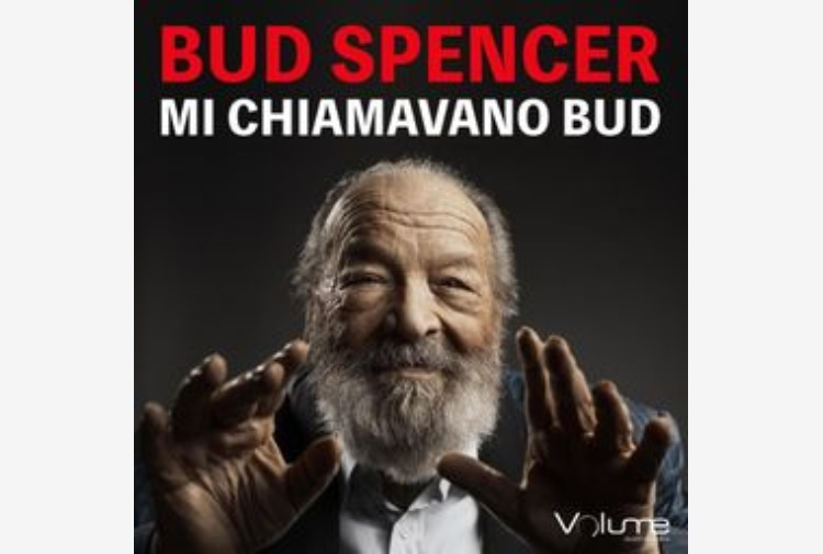 Bud Spencer, la sua voce in audiolibro