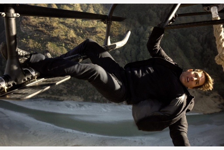 Mission: Impossible, l'Halo Jump