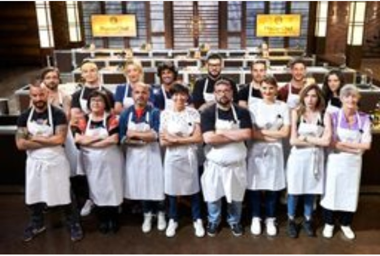 MasterChef All Stars su Sky Uno, il cast