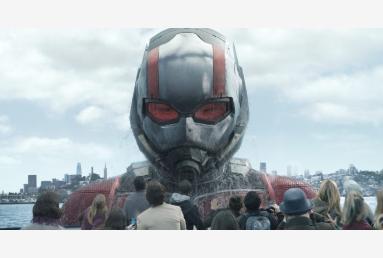 Ant-Man and The Wasp, nuovo trailer italiano