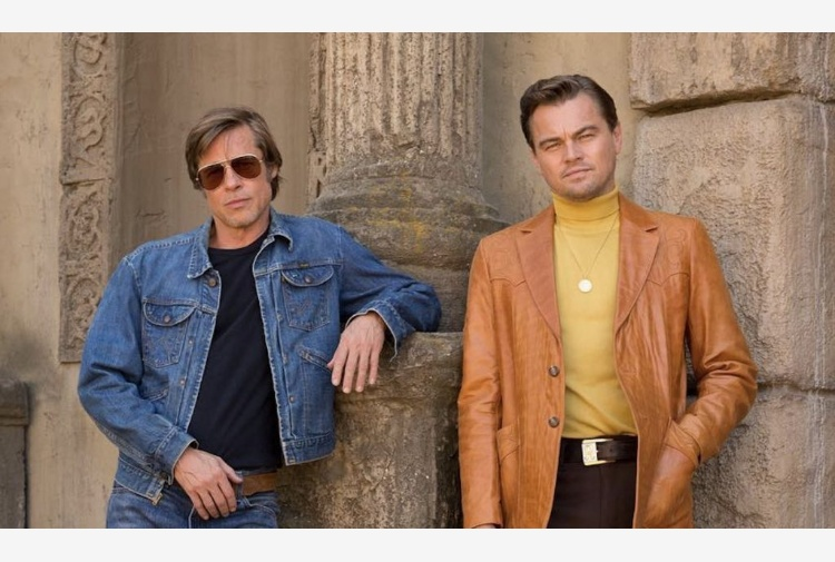 Once Upon a Time in Hollywood, first look