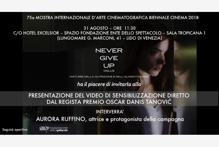 Never Give Up a Venezia75