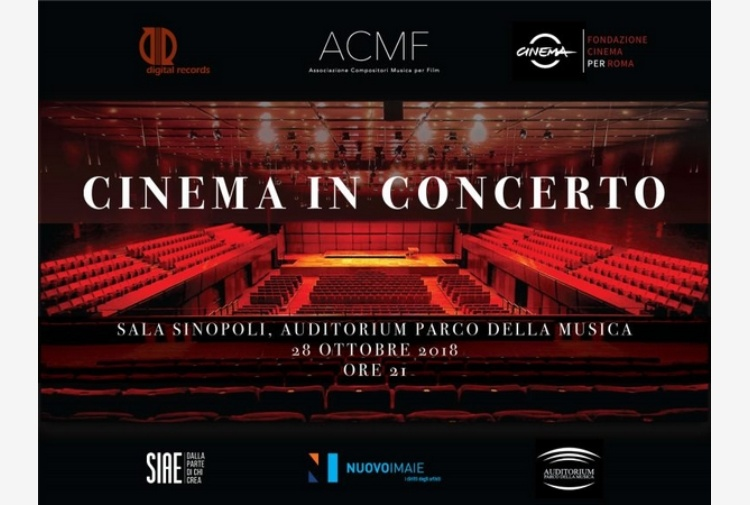 Cinema in concerto