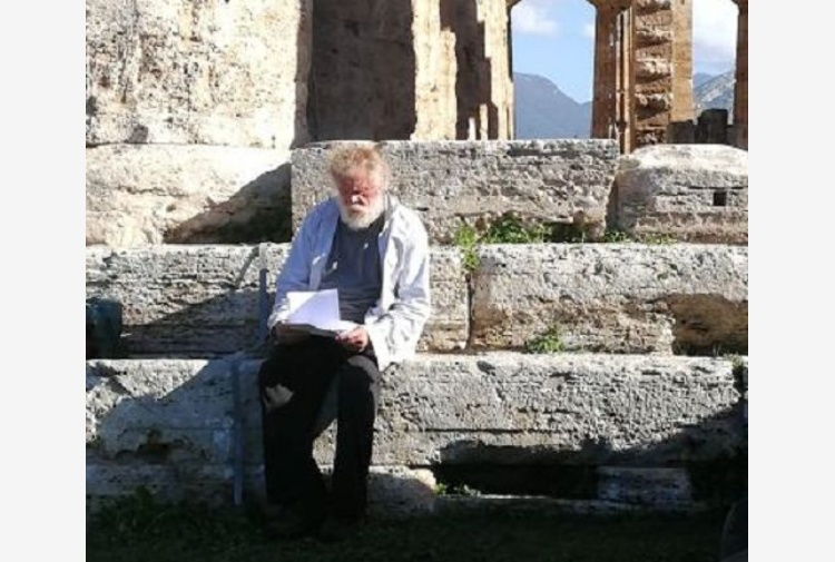 Paestum set del prossimo film con Nick Nolte 'Last Words'