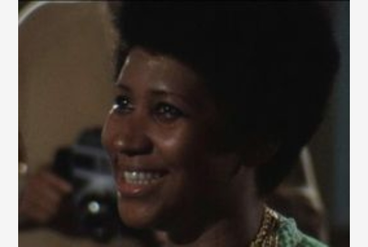 Amazing Grace, docufilm su Aretha