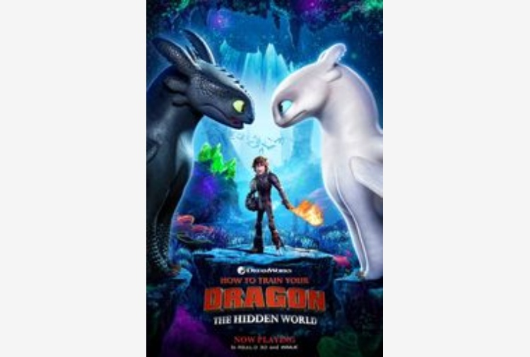 Dragon Trainer re del box office Usa