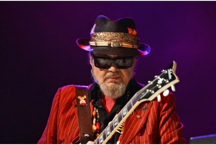 E' morto Dr. John, leggenda del blues