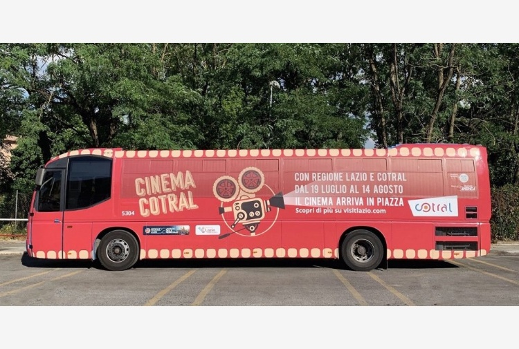 Arriva CinemaCotral