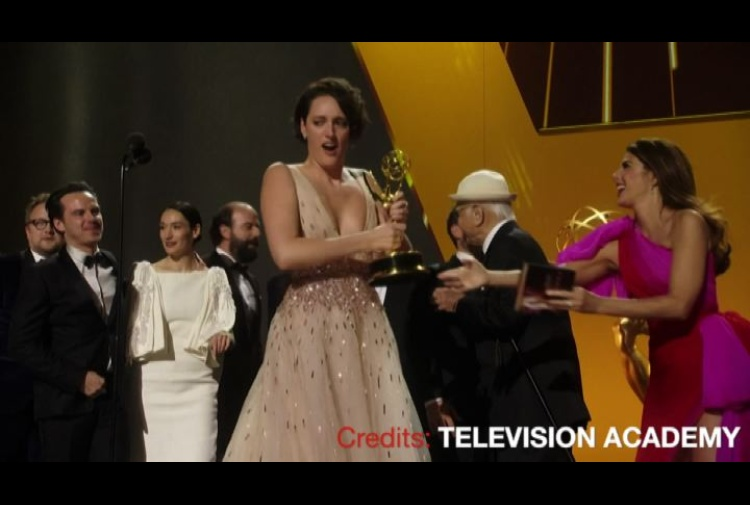 Emmy Awards, trionfano 'Games of Thrones' e 'Fleabag'