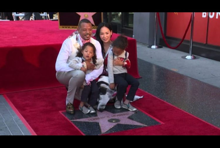 Una stella sulla Walk of fame per Terrence Howard
