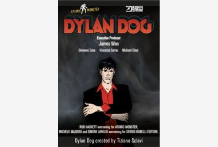 Una serie tv dal fumetto cult Dylan Dog