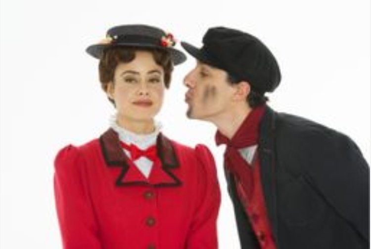 Mary Poppins in musical 'vola' a Roma