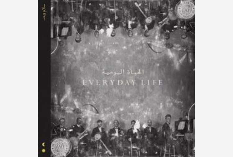 Coldplay, Everyday Life ecco doppio album
