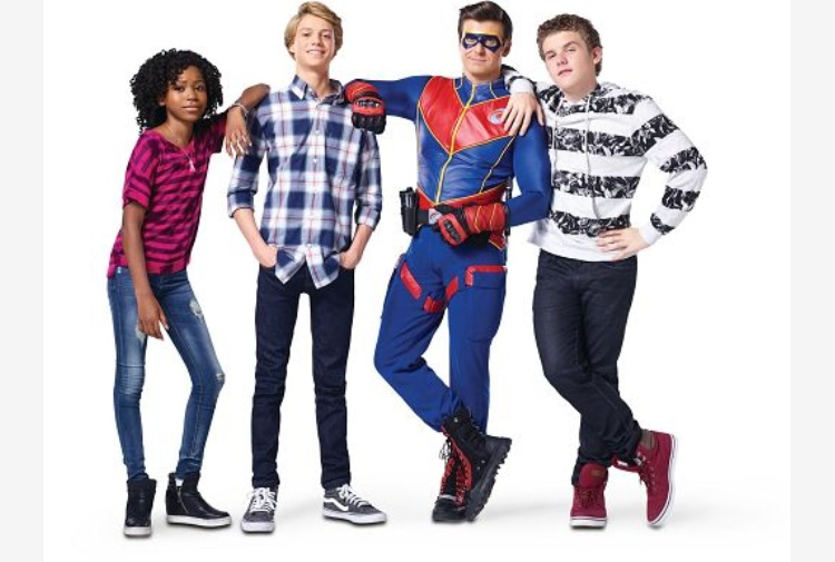 Su Nickelodeon+1 '100% Henry Danger', maratona d'addio al superhero