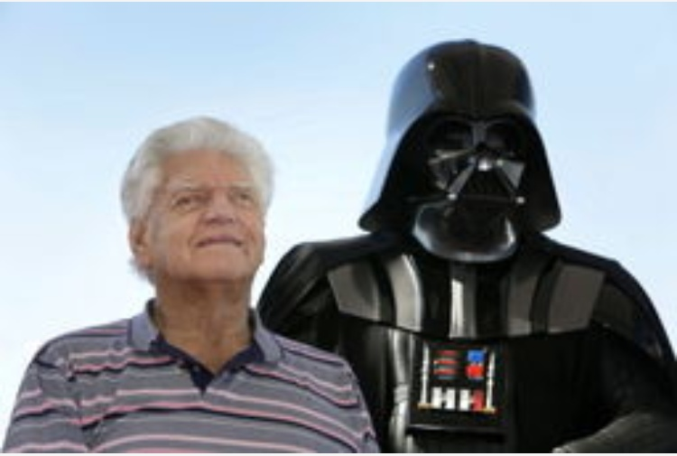morto David Prowse, fu Darth Vader in Guerre Stellari