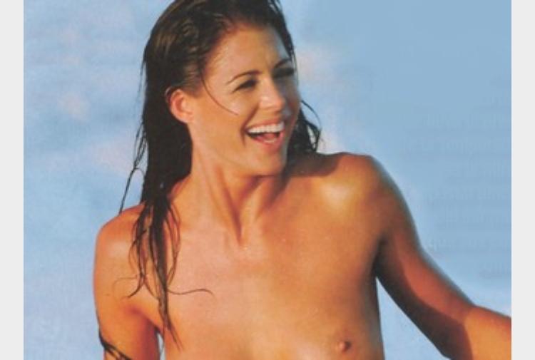 pamela david topless