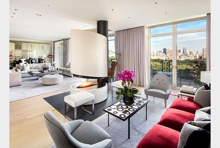 Sting mette in vendita il super attico a new york cifra for Attico new york vendita