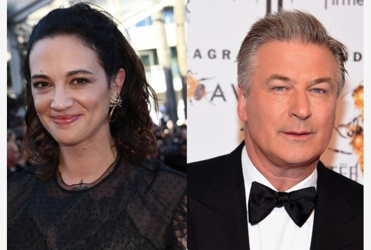 Caso Weinstein, tra Asia Argento e Alec Baldwin volano insulti
