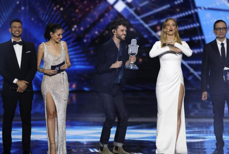 Eurovision Song Contest, vince l'olandese Laurence. Mahmood è secondo