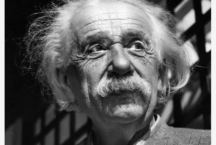 Lettera di Einstein venduta all'asta:
