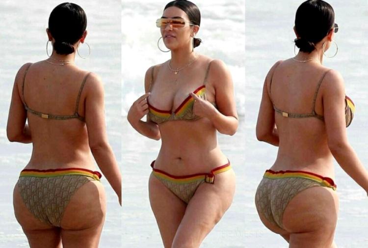 Kim Kardashian Travolta Dal Fondoschiena Come è Finito Un Mito