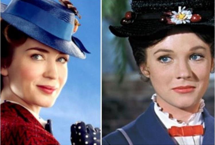Il ritorno di Mary Poppins tra aneddoti e curiosità - Tiscali ...